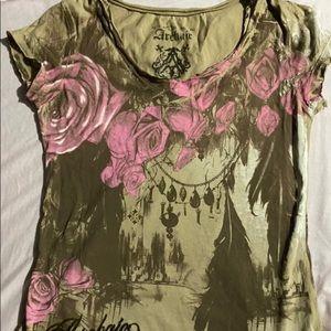Rose Archaic Shirt
